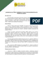 Kompensacja Mocy Biernej w Ma Ych Elektrowniach Wodnych
