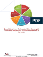 The Frustrated Salon Owners Guide to Marketing - Bonus Info