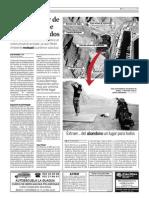"""""""Quieren sacar de la mordida de Jagua más áridos"""" (23-06-09)"""