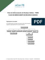 PGRS - Plano de Gerenciamento de RH - V.2