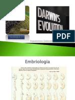 BG 26 - Argumentos de Embriologia e Bioquimica