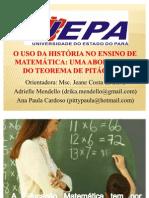 O Uso da História no Ensino de Matemática