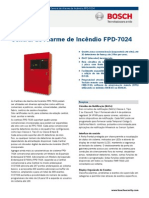 Data Sheet FPD-7024 (Bosch)