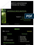 Materiales Bioclimaticos.