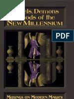 Lon Milo DuQuette - Angels, Demons & Gods of the New Millennium