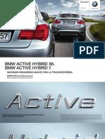 Active Hybrid x6 7series
