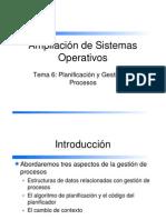06 - Planificacion y Gestion de Procesos