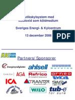 CO2 Projektmote SEK 13dec06