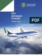 FAA Aerospace Forecast 2009 to 2025