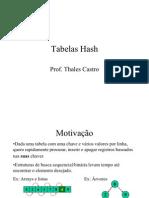 Tabelas Hash