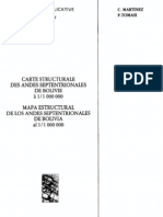carte_structurale_bolivie