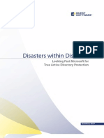 Quest TBW Disasters Within Disasters