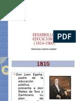 DESARROLLO EDUCACIONAL