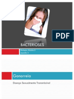Bacterioses, Apostila II