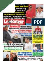 LE BUTEUR PDF du 07/07/2011