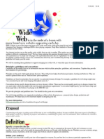 IBM Web Guidelines