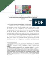 As Vicissitudes Da Escravidao e Da Imigracao Em Minas Gerais 1852-1879