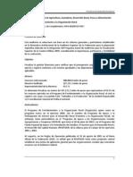 2009 Programa de Fortalecimiento a la Organización Rural
