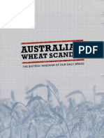 Australia's Wheat Scandal