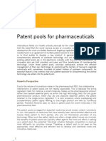 Novartis Positions Patent Pools