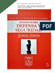 Algunos apuntes sobre seguridad y cooperacion en la Triple Frontera Amazonica por Saul Rodriguez Hernandez
