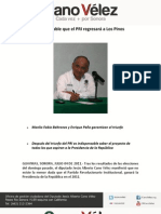 05-07-11 Es indudable que el PRI regresará a Los Pinos