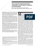 Sirtuin 1 - Potential Biochemical Mechanisms