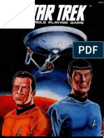 FASA 2001A - Star Trek - The Role Playing Game 1E