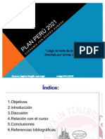 Plan Perú 2021