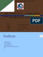 Analisis de Conflictos Sociales en Mineria Peruana