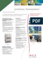 filtros homopolares