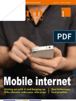 Volumn 3 Number 2 - Mobile internet