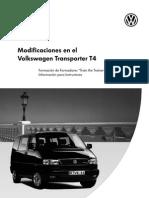 Manual+Volkswagen+Eurovan T4 Esp