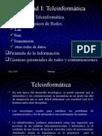 Técnicas Gerenciales redes y comunicaciones
