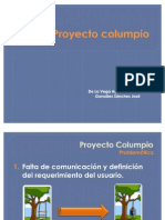 Proyecto Columpio