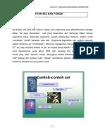 Topik 3 Struktur Sel Dan Fungsi