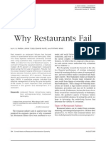 Restaurants Fail