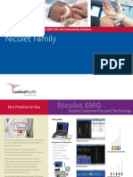 Nicolet Family Brochure