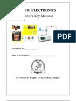 Basic Electronics Lab Manual