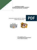 Informe Final (Visionando Subjetivamente La Transcomplejidad y Cambio o)