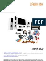 EU Regulation Update 2009_March