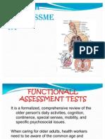 Health Asssessment