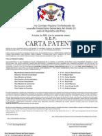 Carta Patente Supremo Consejo-111