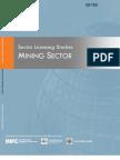 Krakoff Published Mining Licensing Report