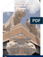 2011 Detroit Tigers Media Guide
