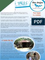 Blue Dragon Newsletter - September 2010