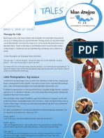 Blue Dragon Newsletter - March 2009