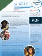 Blue Dragon Newsletter - June 2009