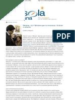 Marco Respinti, «Pakistan, via il Ministero per le minoranze. Cristiani in allarme», in «»La Bussola Quotidiana, Milano 07-07-2011