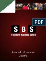 Sbs Prospectus